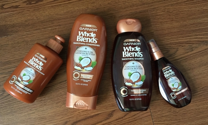 Beware: Why I had to return Garnier Whole Blends Products…