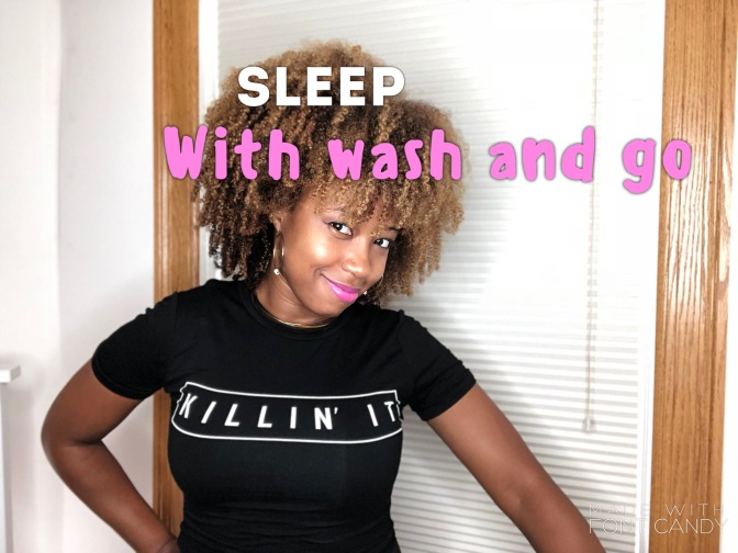 How To: Preserve and Sleep With with Curly Natural Hair | For All Curl Types